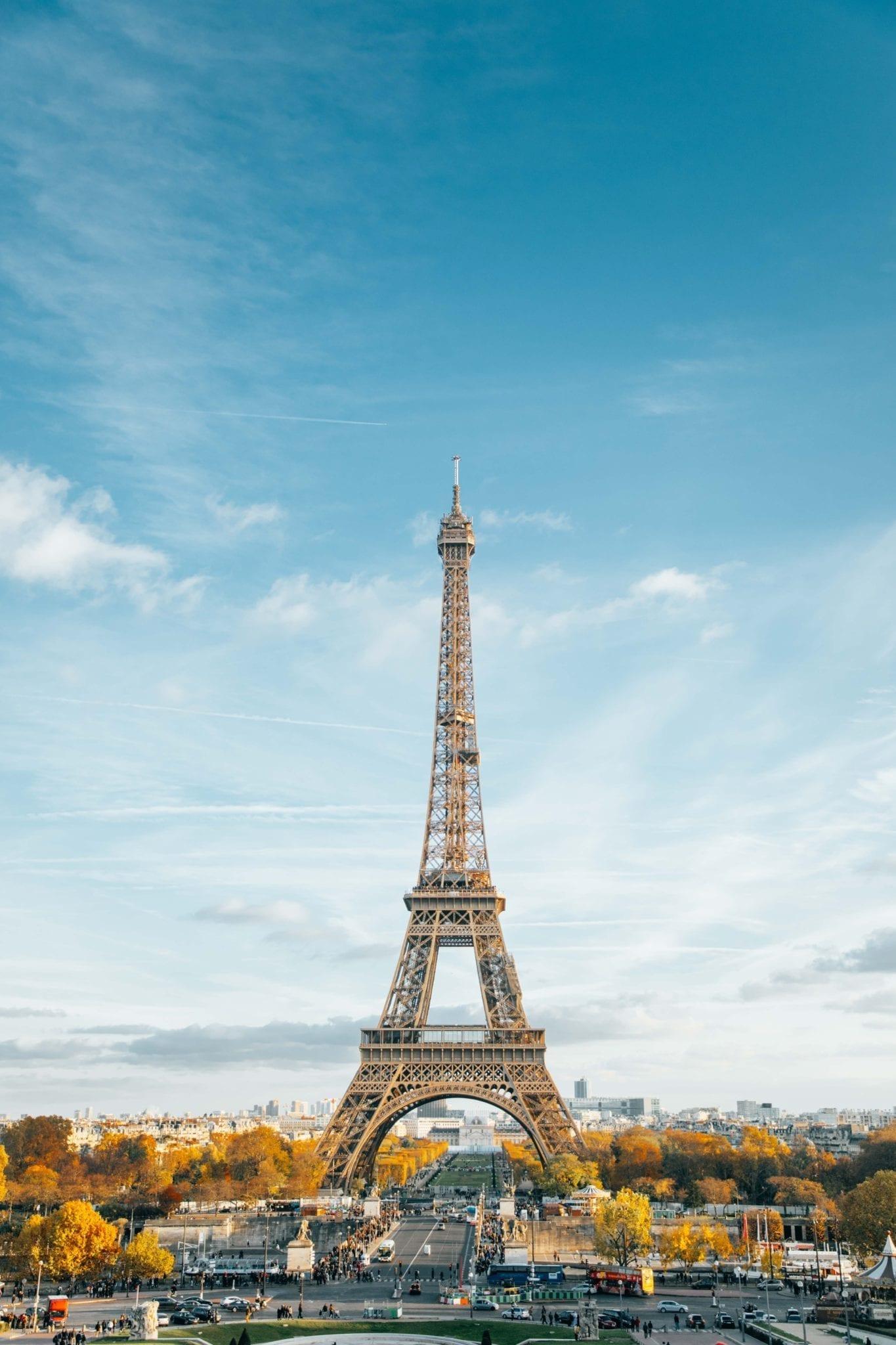 Bright Paris