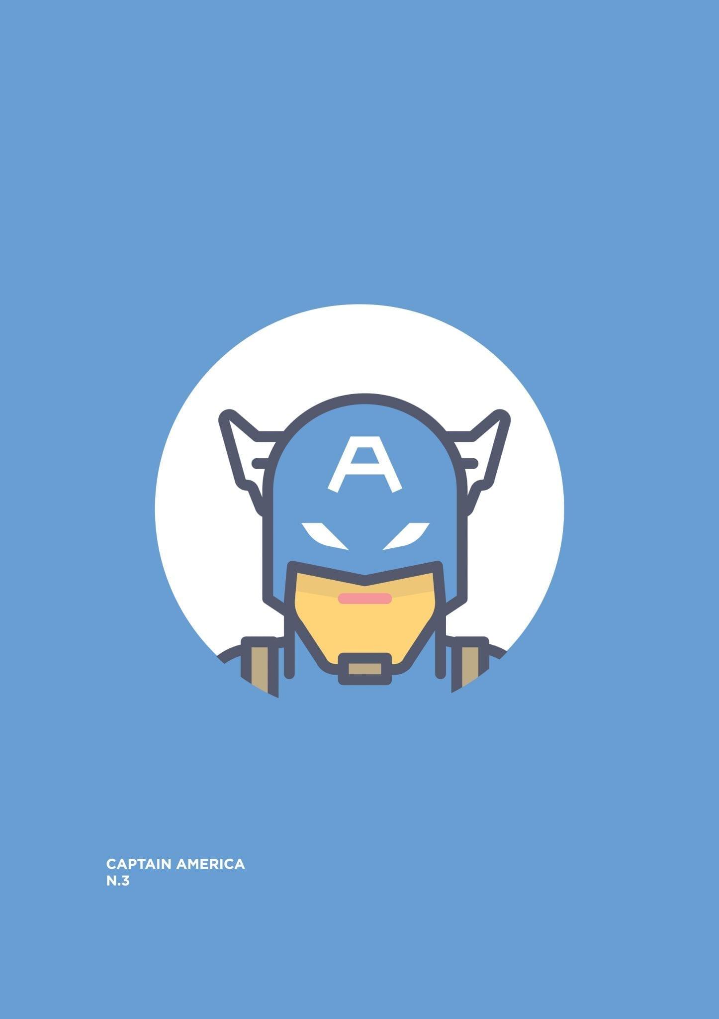 Captain America no.3