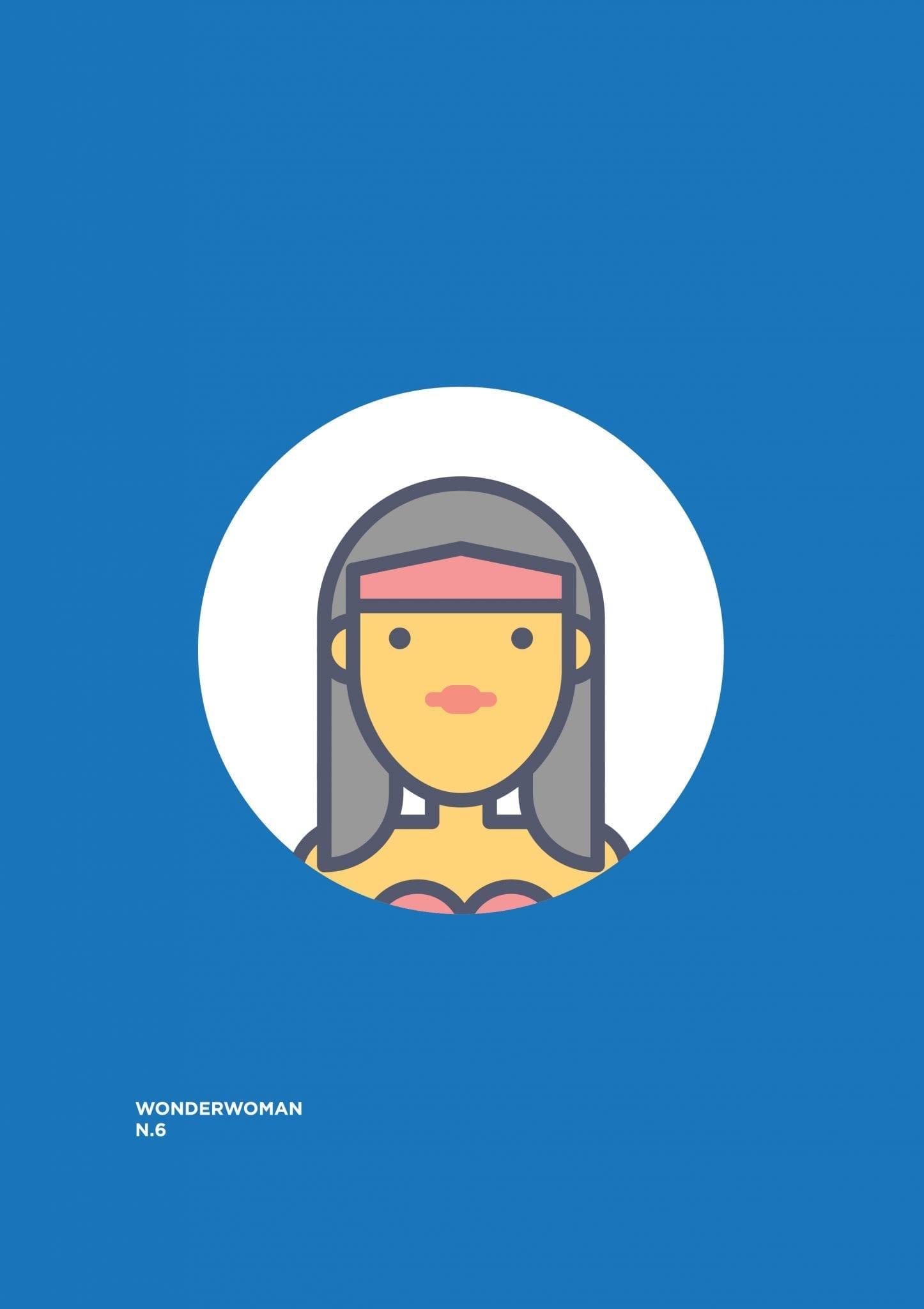 Wonder Woman no.6