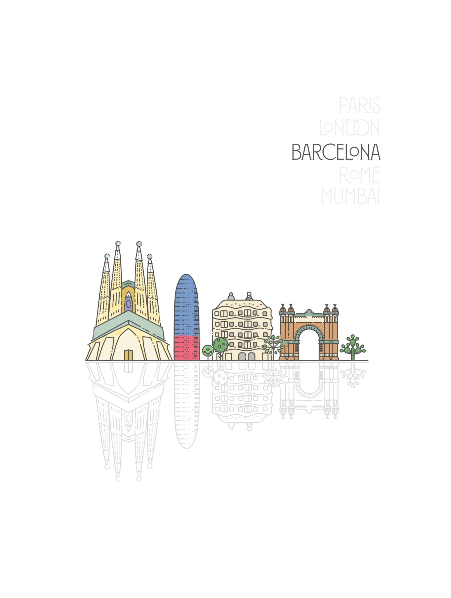 Barcelona City Collection