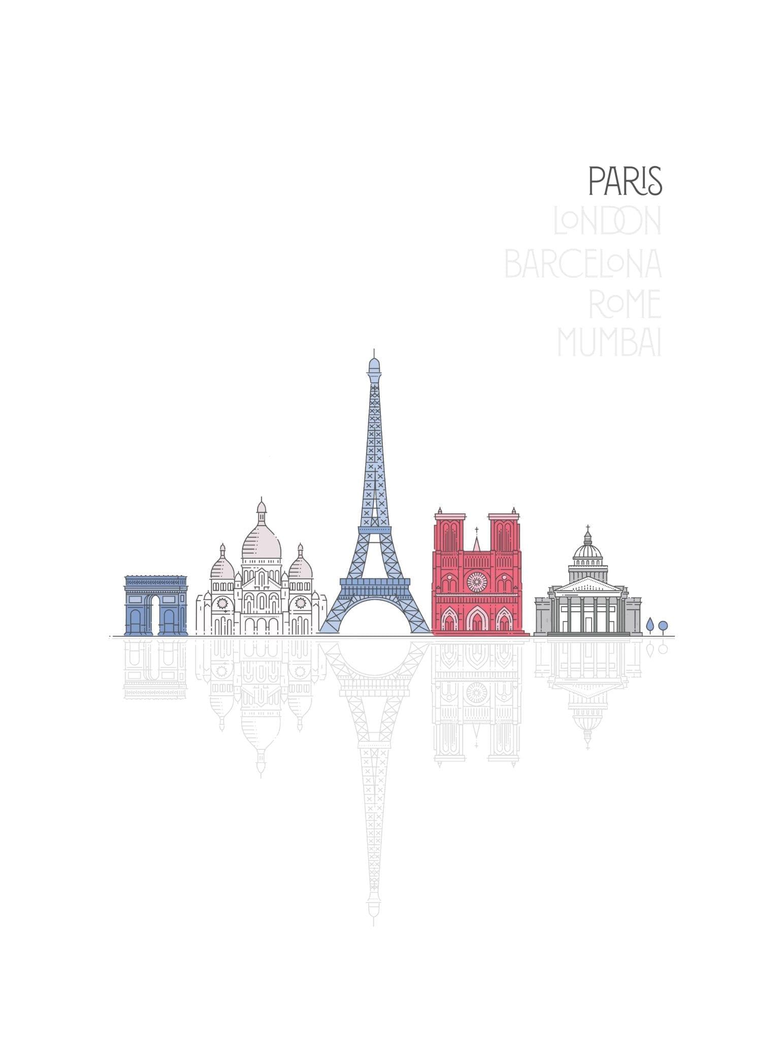 Paris City Collection
