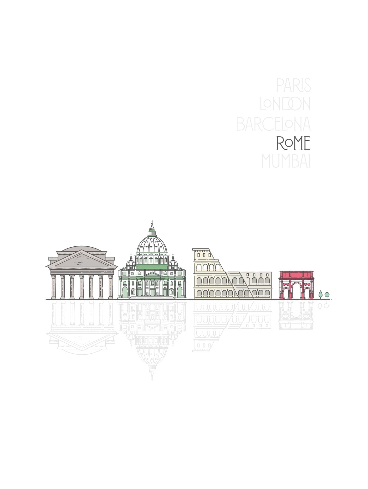 Rome City Collection