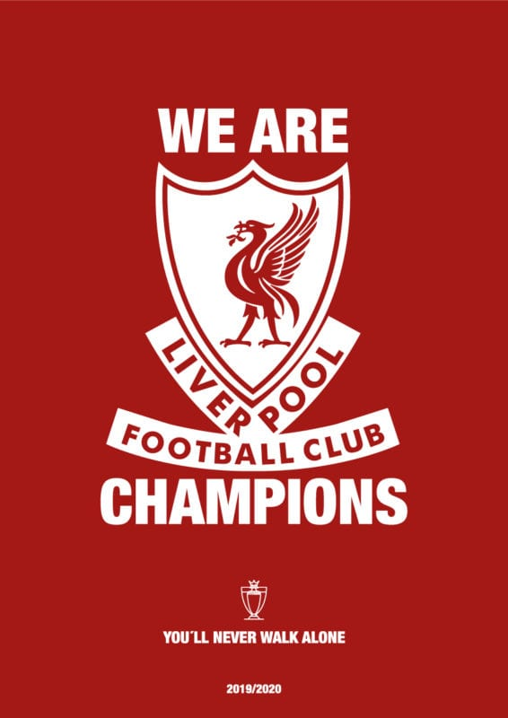 Liverpool – We are Champions