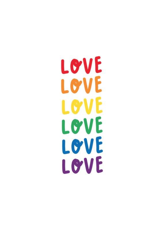 Love + Pride