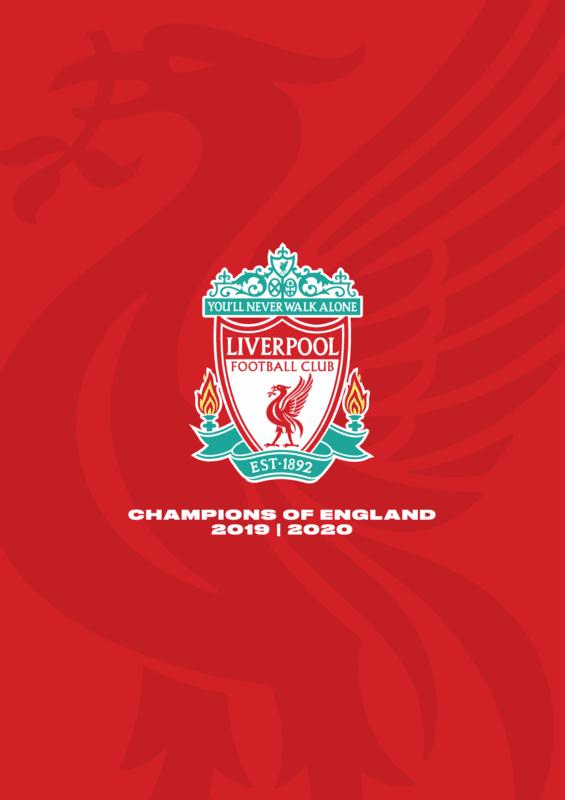 Liverpool – Champions of England
