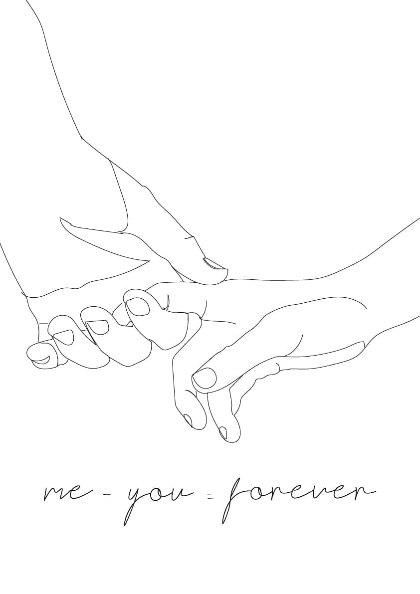 Me you forever