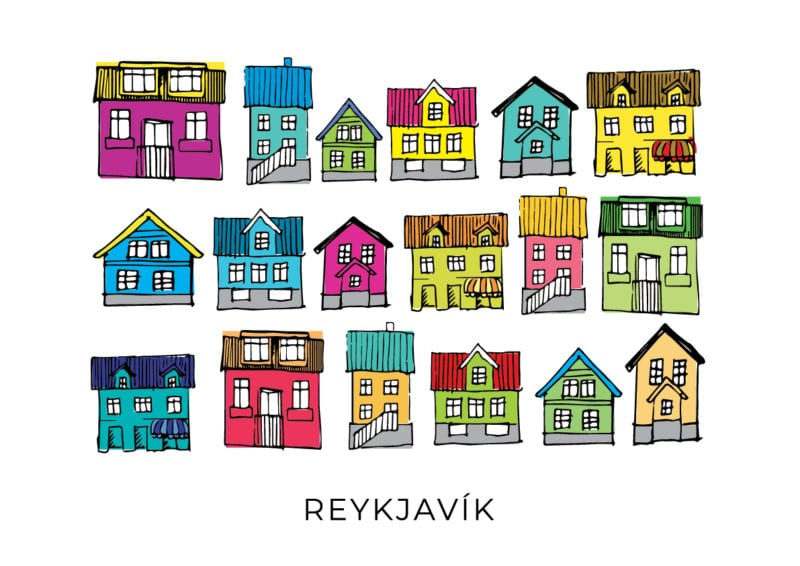 Reykjavík-hús